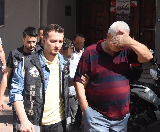151 emekliyi 4,5 milyon TL dolandıran şüphelilerden 5'i tutuklandı