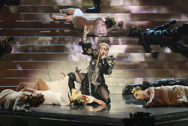 2019-05-19T002525Z_313455255_RC1804A87130_RTRMADP_3_MUSIC-EUROVISION-MADONNA