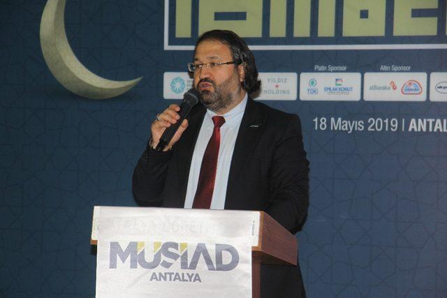 MÜSİAD Yönetim Kurulu Üyesi Özeken'den çağrı: