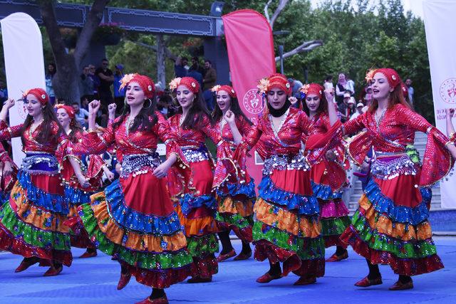 19 Mayıs Bayramı Konya'da coşkuyla kutlandı