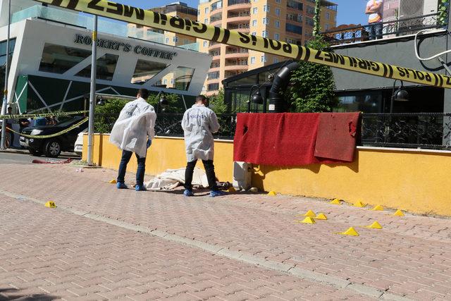 14 kurşunla öldüren avukat, 19 Mayıs'ta çocukları için doktor eşiyle bir araya gelmiş