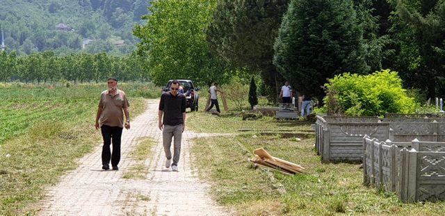 Sakarya'da, arazi ve hastanedeki kavgayla ilgili 7 gözaltı (2)