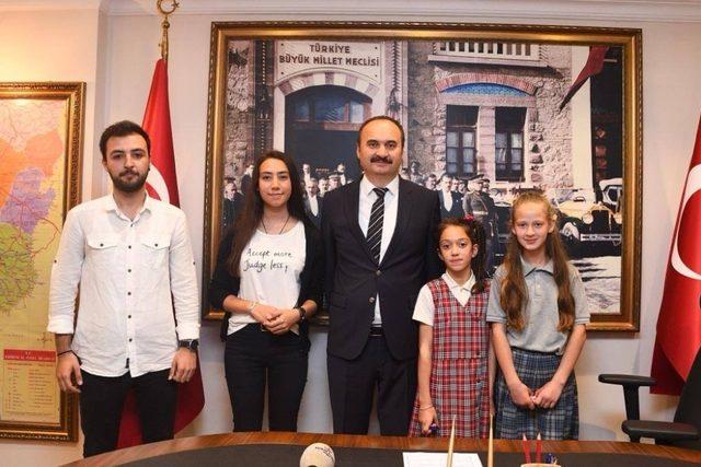 'Edirneli Masallar' yarışmasında dereceye girenler ödüllendirildi