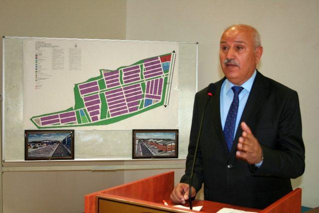 Van Gölü Orta Ölçekli Sanayi Sitesi Kooperatifi olağan genel kurulu