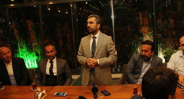 """Edremit Belediye Başkanı Say: """"Edremit'i daha ileriye taşıyacağız"""""""