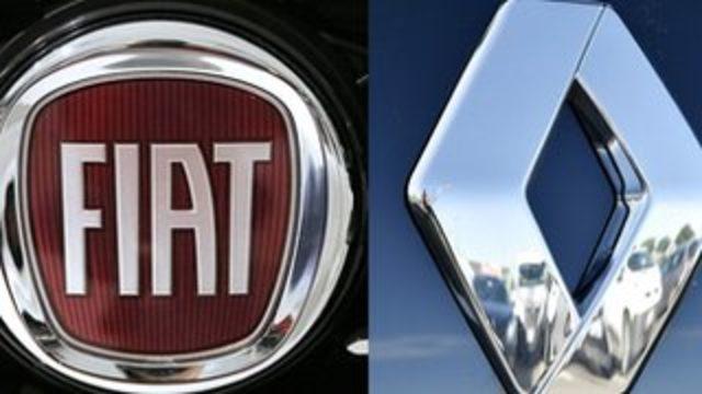 Fiat ve Renault birleşmesine Fransa'dan yeşil ışık: 33 milyar euroluk anlaşmaya bir adım daha yaklaşıldı