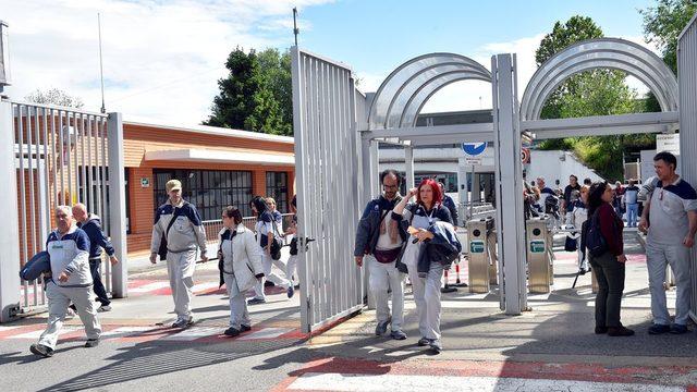 Fiat'ın İtalya'daki fabrikaları kapasitesinin altında çalışıyor