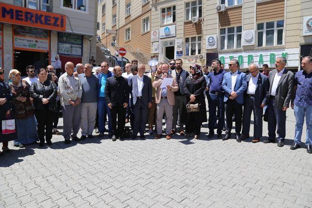 AK Parti Artvin İl Başkanlığı'ndan 27 Mayıs açıklaması