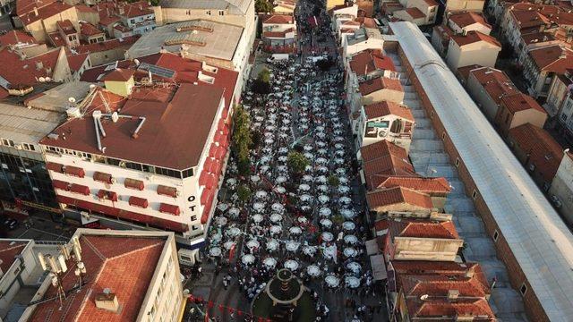 Kadir Gecesi'nde dev Edirne sofrası kurulacak