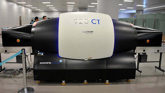 Yutucu Tespit Cihazı İstanbul Havalimanı'nda kullanılmaya başlandı