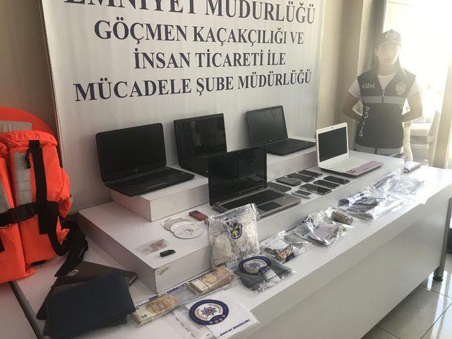 (Geniş haber) - Avrupa'nın en büyük göçmen kaçakçısı İstanbul'da yakalandı