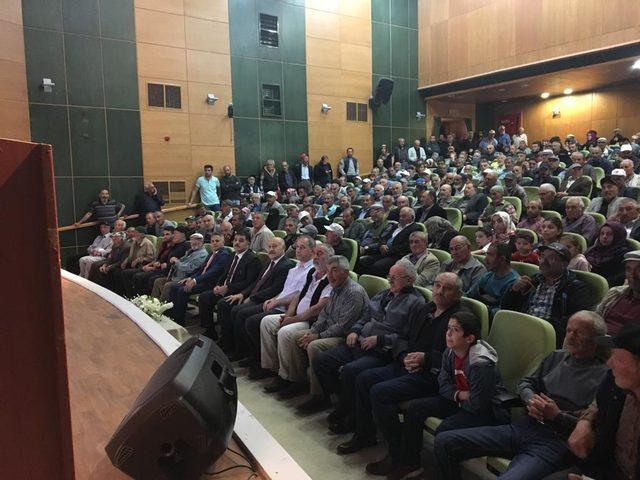 Bayburt'ta, TOKİ konutları için kura heyecanı