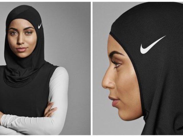 Başörtülü Kadınlar İçin İlk Spor Başörtüleri Nike'tan Geldi!
