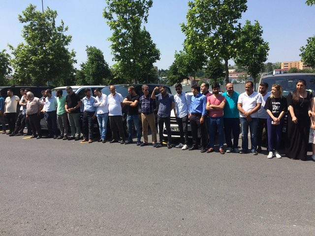Uber'in durdurma kararına sürücülerden protesto