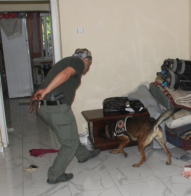 DEAŞ'ın bombacıları, Adana'da eyleme hazırlanırken yakalandı