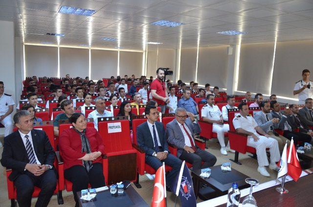 Fatsa'da 'Kılavuz Kaptan Meslek Tanıtım Forumu'