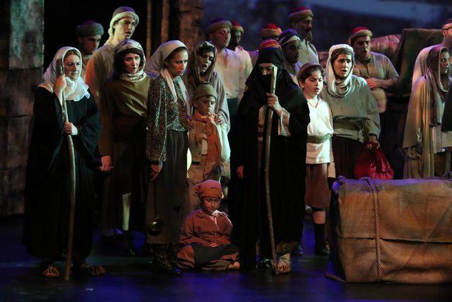 Milli mücadelenin 100'üncü yılına özel opera ilgi gördü