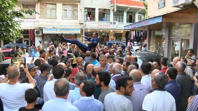 Yusufeli'de oy verme işlemi başladı (4)
