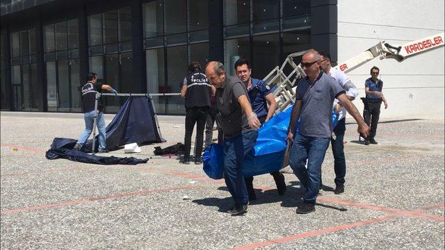Bilirkişi, vinç faciasında ölen 2 temizlik işçisini tali kusurlu buldu