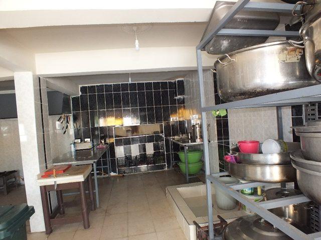 Malazgirt ilçesinde yemek fabrikası açıldı