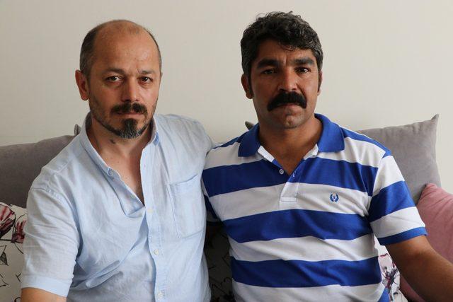 Umut, kalbiyle Mehmet Ali'ye hayat verdi