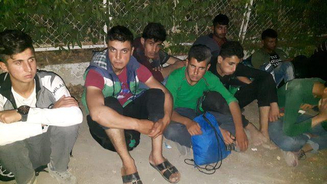 Suriyeli göçmenler, İstanbul diye Tarsus'a bırakılmış