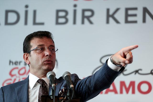 İmamoğlu: Beni Türkiye demokrasi süreci adına mutlu etmiştir