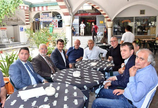 """Dündar: """"Türkiye'deki istikrar Balkanlar'dan Orta Asya'ya kadar yansıyor"""""""