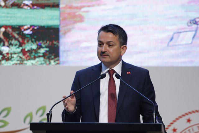 Bakan Pakdemirli'den orman köylüsüne destek açıklaması