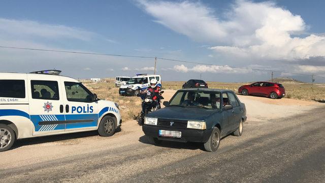 Karaman'da fuhuş operasyonu: 1'i kadın 5 gözaltı