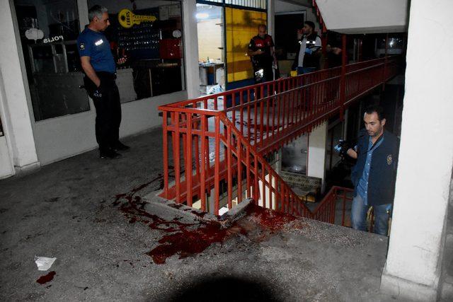 Malatya'da husumetlisini tüfekle vurarak yaraladı