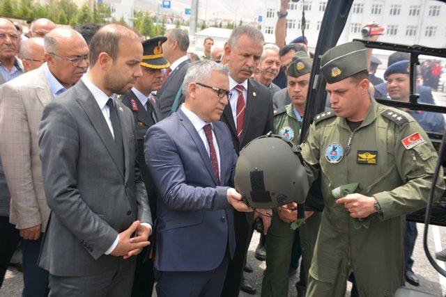 Jandarma Teşkilatının 180. yıldönümü kutlandı