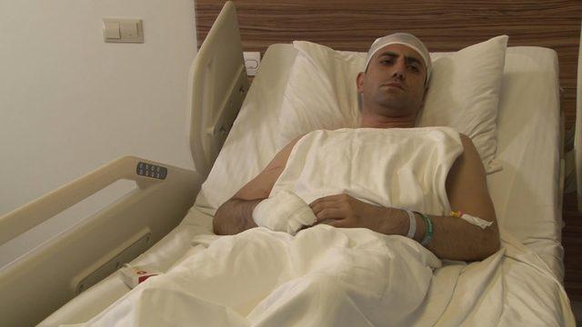 Akit TV Haber Müdürü Murat Alan saldırıya uğradı