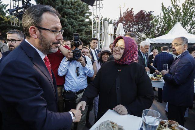 'Azerbaycan Ulusal ve Silahlı Kuvvetler Günü', Ankara'da kutlandı