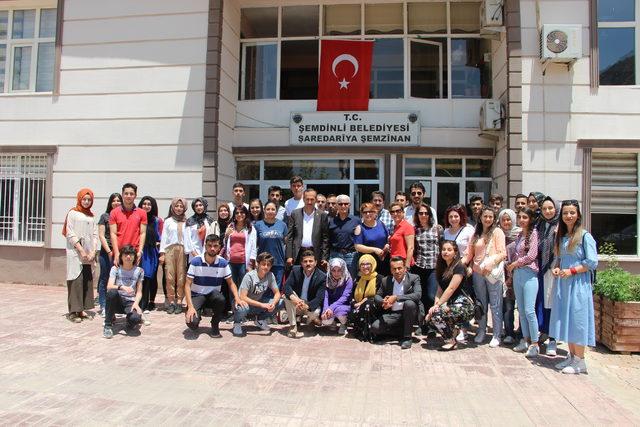 Denizli'den Şemdinli'ye 'Gönül Köprüsü'