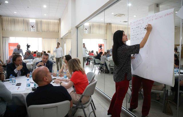 Karşıyaka'da 'marka kent' zirvesi