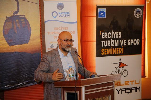 Erciyes, bisikletin de merkezi olacak