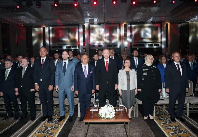 Cumhurbaşkanı Erdoğan: Döviz satımlarına muafiyet getiriyoruz (1)