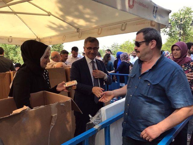 Yılın en baba buluşması Üsküdar'da gerçekleşti