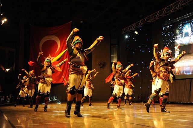 Balçova, Anadolu ritimleriyle yankılandı