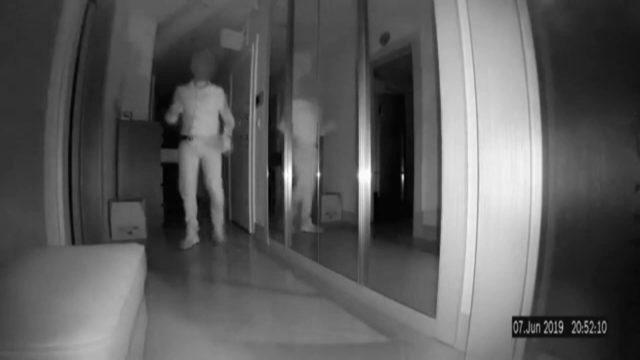 Kadıköy'de son 2 ayda 12 eve giren hırsızlar kamerada