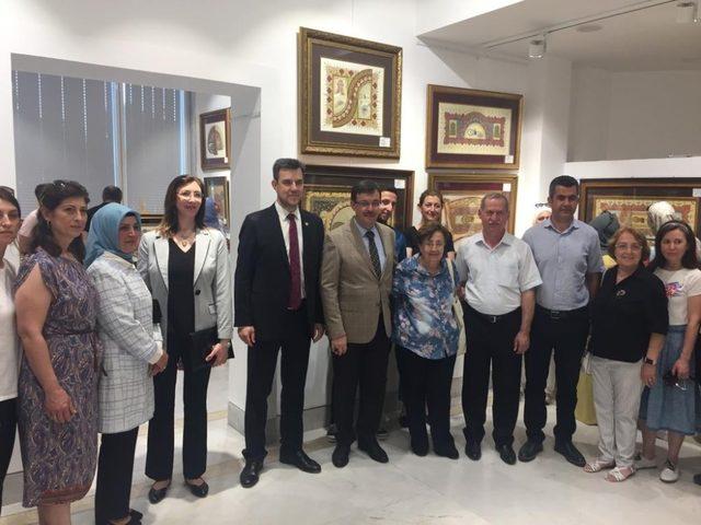 Osmanlı tuğraları görücüye çıktı
