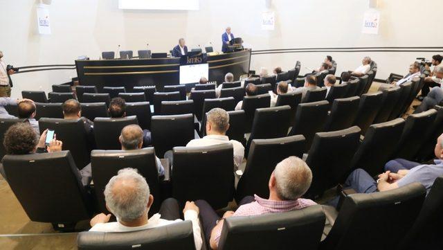 KMTSO Meclisi 13. Olağan toplantısını yaptı