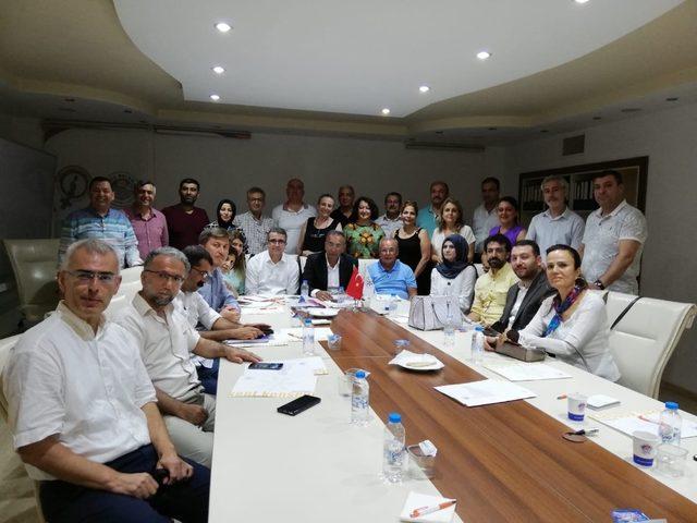 Gültak, Akdeniz Kent Konseyi'nde proje istedi