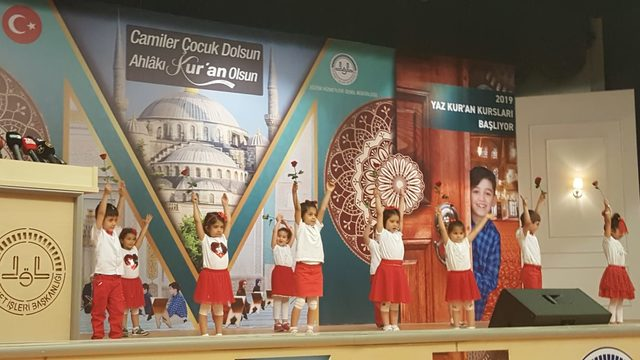 Diyanet İşleri Başkanı Erbaş: Bırakın çocuklar camide koşup, oynasınlar