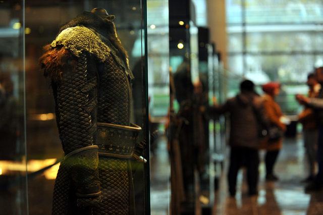 Panorama 1326 Bursa'ya Müze Özendirme Ödülü verildi