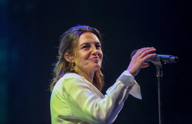 Akra Caz Festivali, Monica Molina ile başladı