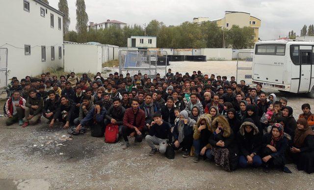 Göçmenlerin zorlu umut yolculuğu