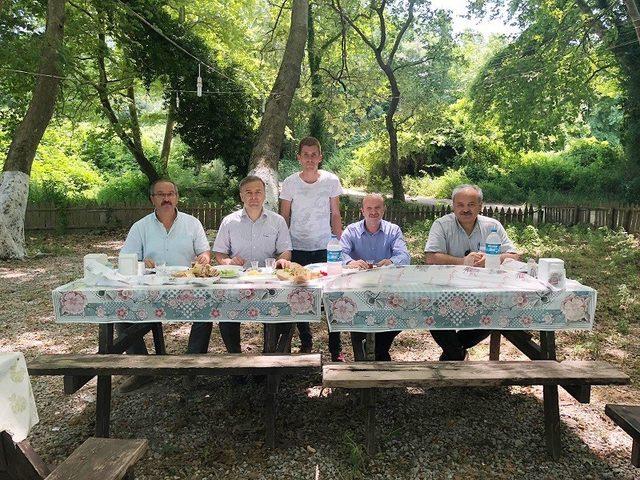 Haşim Zehra Tarı Ortaokulu ailesi piknikte buluştu
