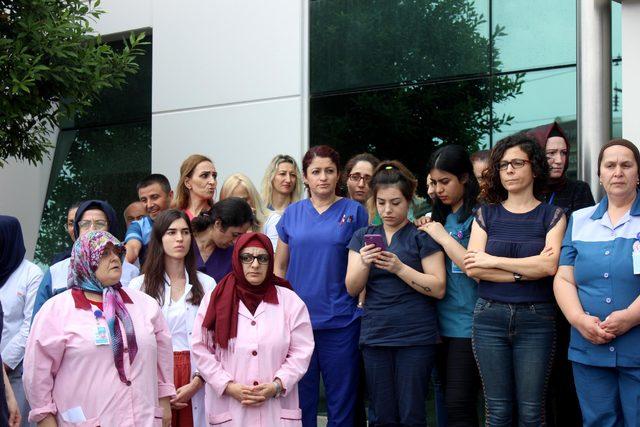 Hasta yakını kardeşlerden, sağlık çalışanlarına bıçaklı saldırı (2)